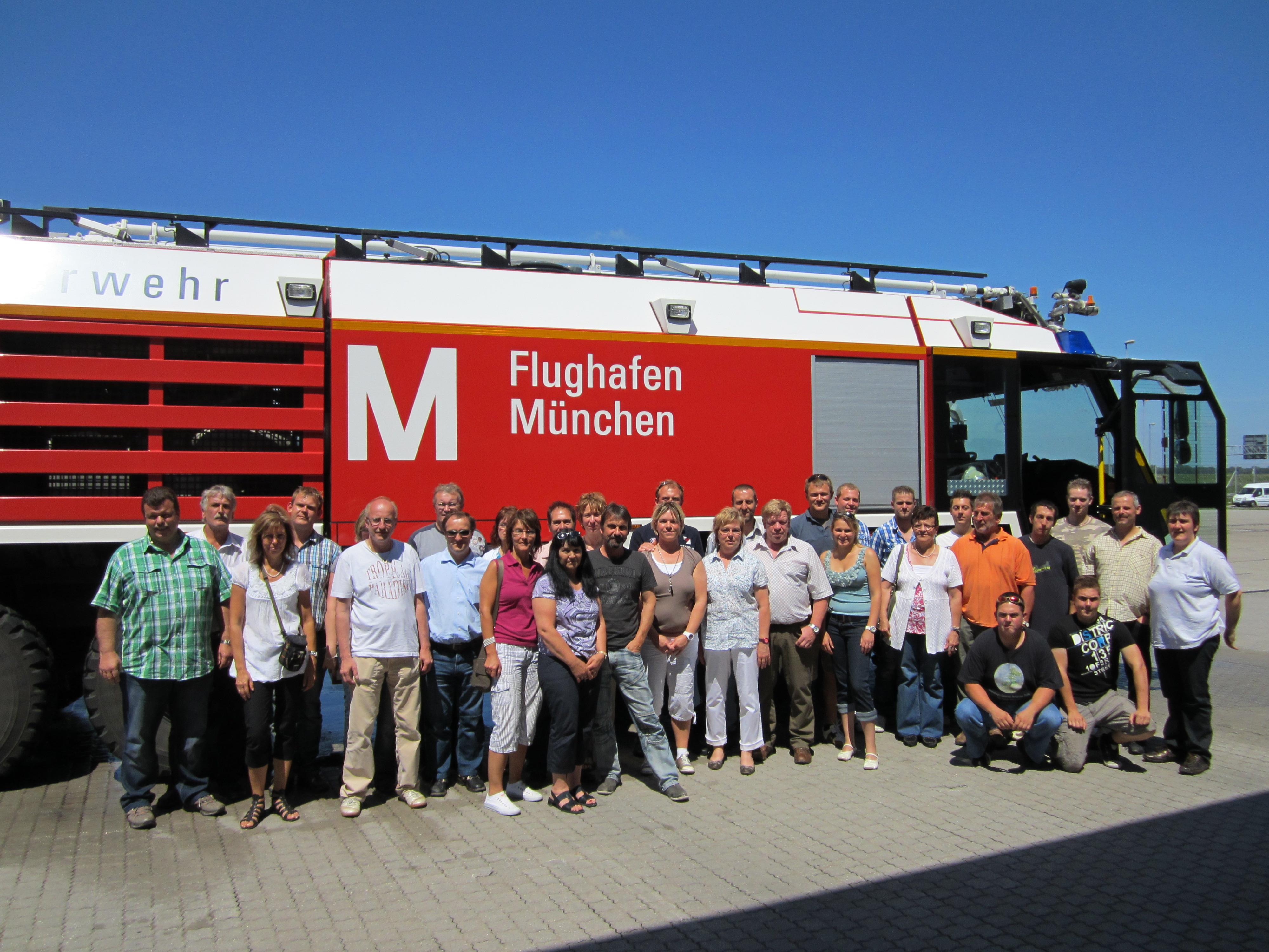 FW Besenfeld Ausflug München Juli 2011 084