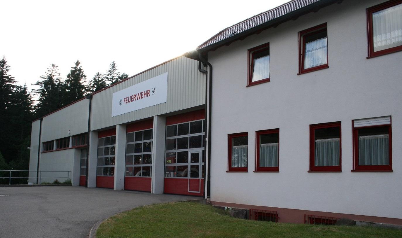 Feuerwehrhaus Besenfeld