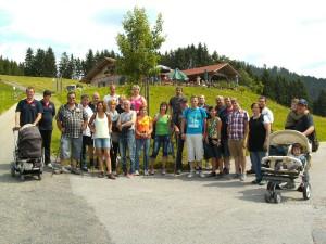 Read more about the article Feuerwehr Besenfeld veranstaltet Familienwanderung