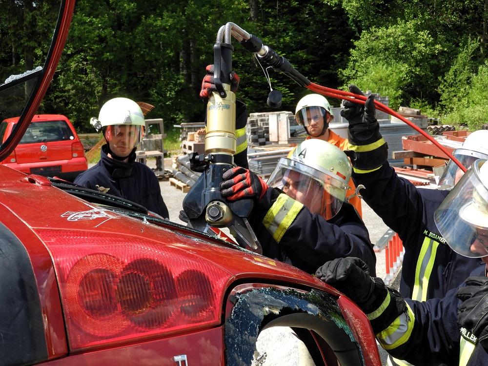 You are currently viewing Übungstag der Feuerwehr Abteilung Besenfeld